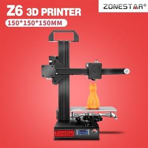 ZONESTAR Student's Mini 3D Pri