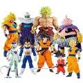 Аниме Dragon Ball Z Гоку Фигурку MegaHouse DOD Juguetes DragonBall Piccolo Вегета Frieza Цифры Коллекционная Модель Игрушки