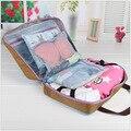Envío Gratis Nueva Multifuncional bolsa de Viaje/equipaje bolsas/bolsos de viaje BG002 totalizador bolsa de malla organizador para la ropa interior