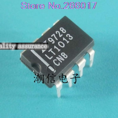 10PCS/lot <font><b>LT1013CN8</b></font> LT1013 DIP8 DIP-8 original In Stock image