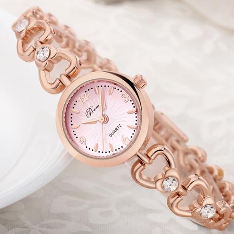 2019 Ladies fashion women watches rose gold girl Student wrist watch  Quartz Watch female  Wristwatches relogio Gift Prema Islamabad