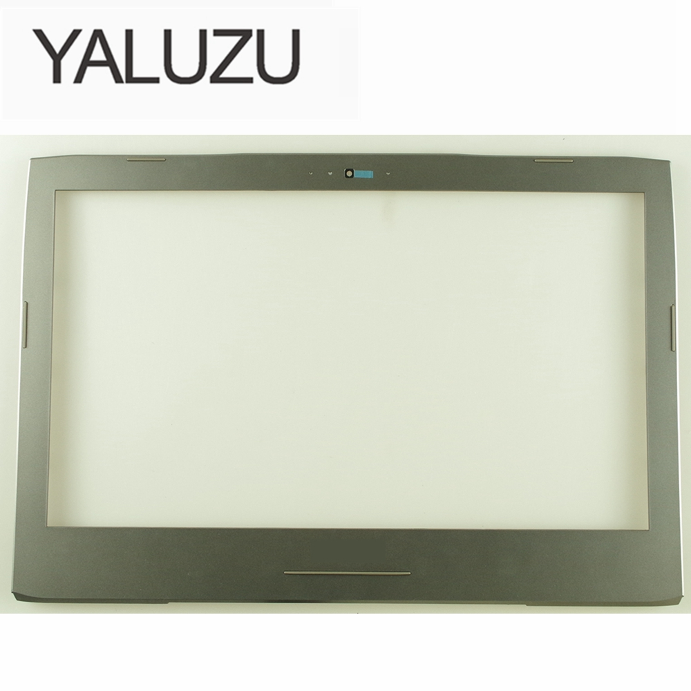 YALUZU NEW For ASUS G752 G752V G752VM G752VS G752VY G752VT LCD Front Bezel Cover Case Assembly LCD screen Frame black ноутбук игровой asus g752vy gc355t