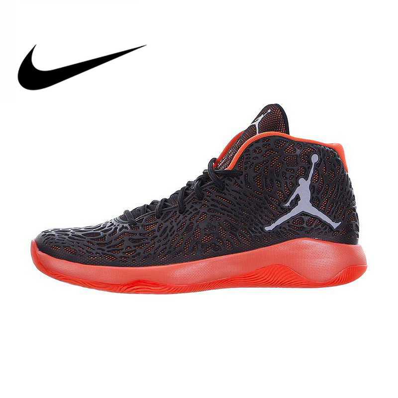 cdd3b8b8fe92e Original Nike Air Jordan Ultra Fly Butler Cut outs Men s Basketball Shoes  Comfort Outdoor Shoes Sneakers A Variety of Colors-in Basketball Shoes from  Sports ...