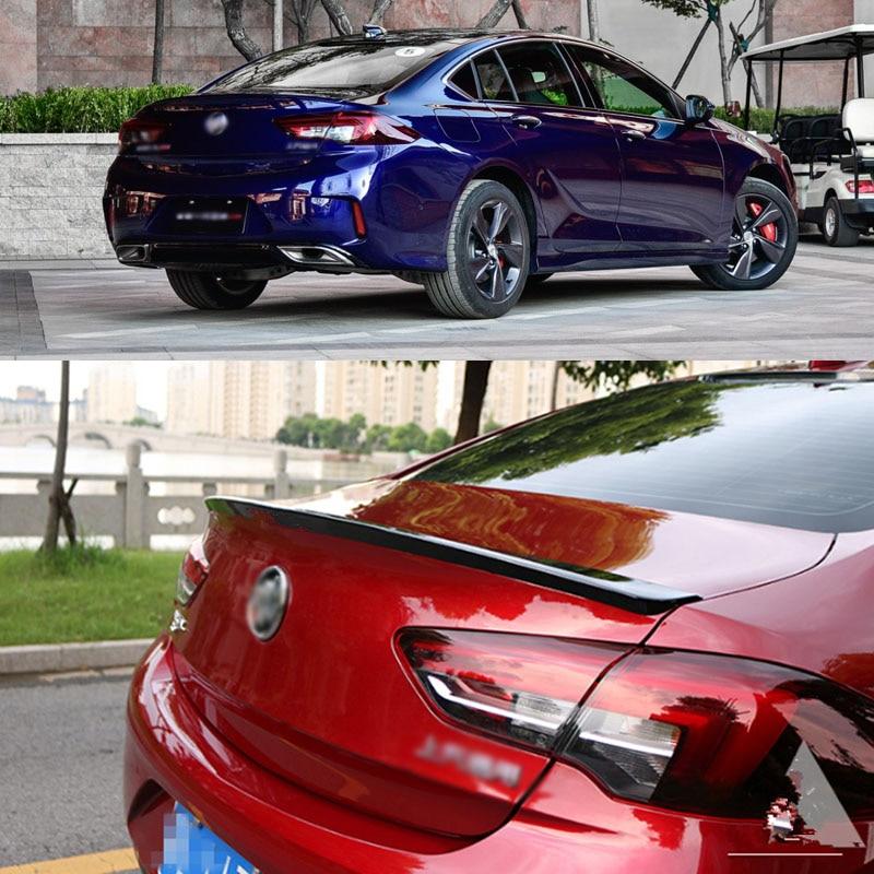 99 Buick Regal Gs: Sports Grade Cabon Fiber Rear Trunk Spoiler Boot Lip Wing