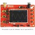 DSO138 Soldada-bolso Osciloscópio Digital Kit DIY Peças Eletrônicas