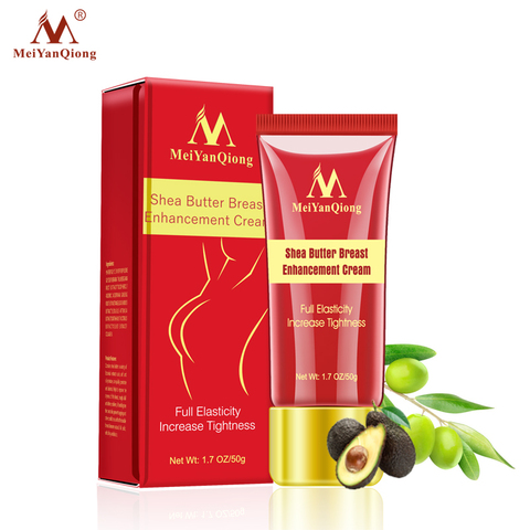 Shea Butter Breast Enhancement Cream Breast Massage Cream promotes rapid growth of the chest and restores postpartum sagging 50g Multan