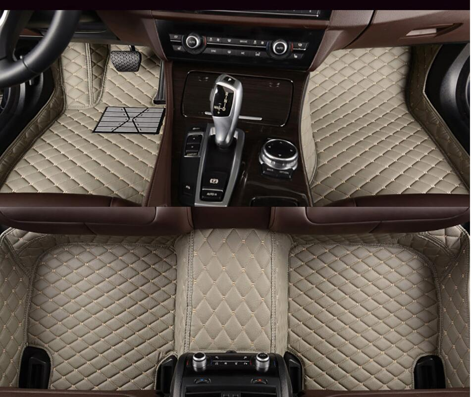 Custom fit car floor mats for Ford Edge Fusion Mondeo Focus Expedition all weather heavy duty car-styling carpet linersCustom fit car floor mats for Ford Edge Fusion Mondeo Focus Expedition all weather heavy duty car-styling carpet liners