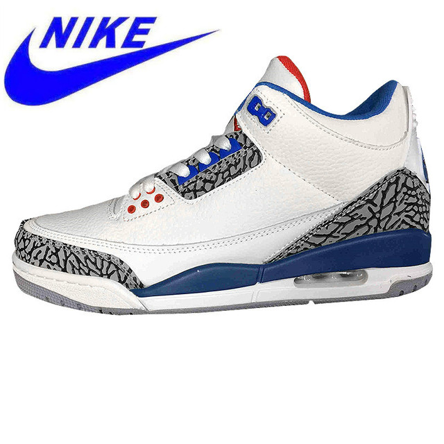 finest selection a1f24 27aba Nike Air Jordan 3 Retro Sport Men s Basketball Shoes, Cushioning Sneakers  Sports AJ3 Shoes, Variety of color, Breathable 136064