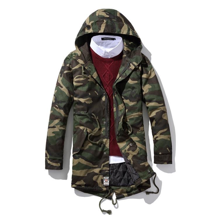 ZEESHANT Large Size Camouflage Color Warm Outwear Winter Jacket Men Windproof Hood Men Jacket Warm Men Parkas 3XL 4XL 2017 large size 4 colors warm outwear winter jacket men windproof hood men jacket warm men parkas plus size 8xl 7xl 6xl 5xl 4xl