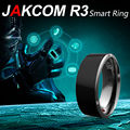 2016 Elegante Anillo de Desgaste Jakcom R3 R3F Timer2 (MJ02) nueva tecnología Dedo Mágico Anillo NFC Para Android Windows Teléfono Móvil NFC