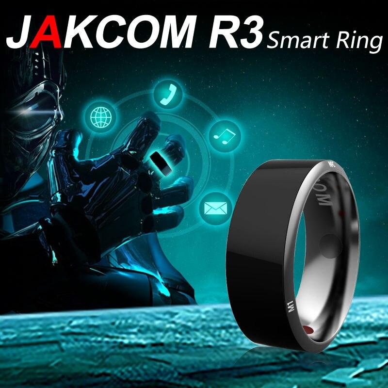 imágenes para 2016 elegante anillo de desgaste jakcom r3 r3f timer2 (mj02) nueva tecnología Dedo Mágico Anillo NFC Para Android Windows Teléfono Móvil NFC