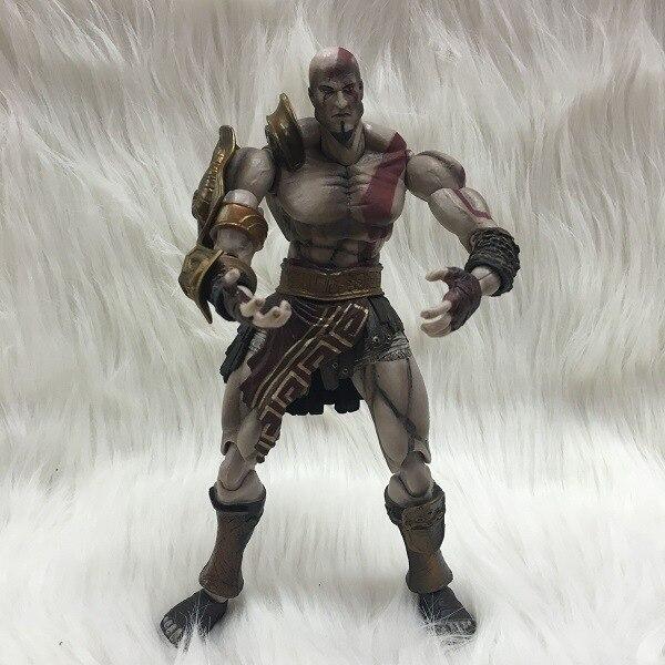 Фигурка Кратос 28 см Бог войны God of War