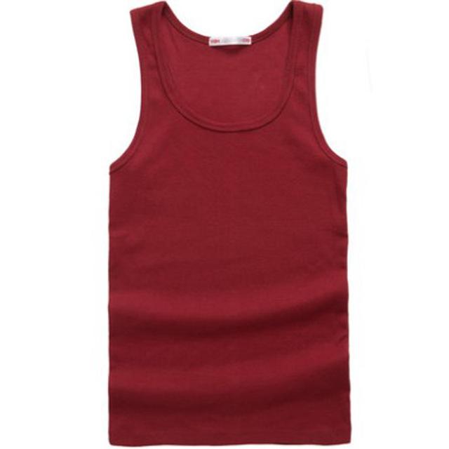E-BAIHUI Brand mens t shirts Summer Cotton Slim Fit Men Tank Tops Clothing Bodybuilding Undershirt Golds Fitness tops tees 22151