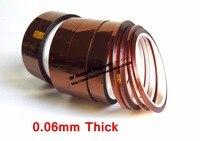 0.06mm de espessura 275mm de largura 33 M de Comprimento  calor Resistir imida Poli fita apto para Transformadores  SMT