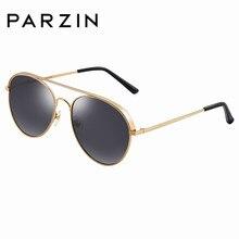 PARZIN Qualité Alliage Cadre lunettes de Soleil Pour la Conduite Polarisées  HD Lentille Anti UV400 Unisexe Haut Grade Lunettes A.. 1402b6c716aa
