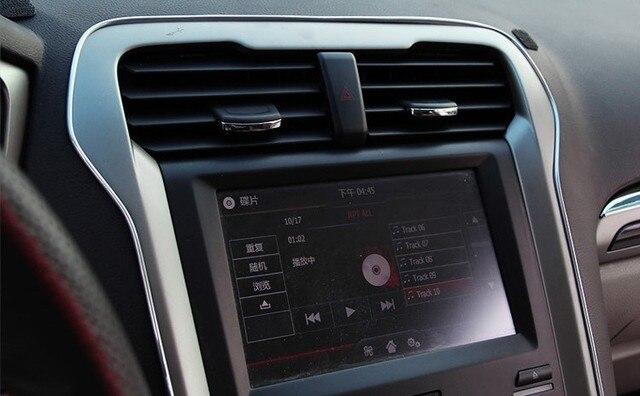 Alfa Romeo Auto Interior Decoration trim streifen KEIN aufkleber für ...