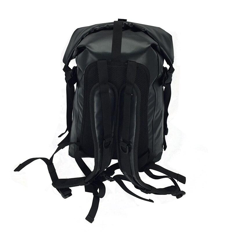 Prix pour Yespace 2016 femmes hommes étanche haute capacité Bagages Sac D'ordinateur Portable étanche voyage sac sec sac KQ0058