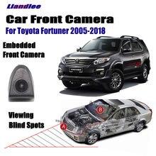 Автомобильная камера переднего вида для toyota fortuner 2005