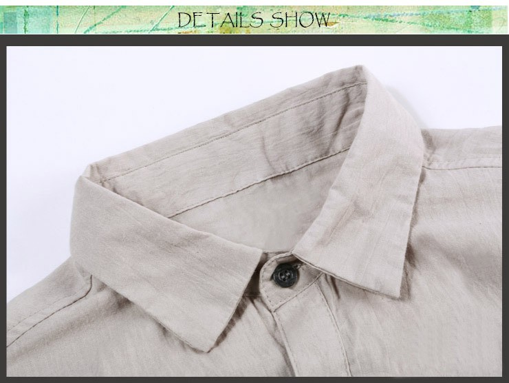 HTB1oeMmIFXXXXc3XFXXq6xXFXXX1 - Shirts Swag Cotton Linen Men Shirt Long Sleeve Summer Style