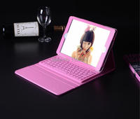 2 In 1 Wireless Silicone Bluetooth Keyboard For Apple Ipad 2 3 4 New Ipad 9