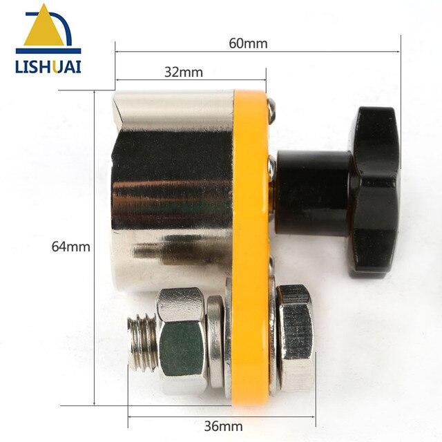 Неодимовый магнит небольшого размера, магнитный сварочный Заземленный зажим 200A