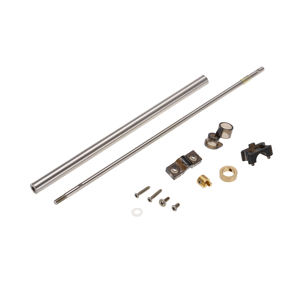 FT011 12 Steel Tube Pipe Assembly Metal Shaft Spare Parts for Feilun FT011 RC Boat Ship Speedboat Electronic Accessories|Parts & Accessories|   - AliExpress