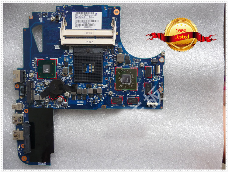 Top quality , For HP laptop mainboard ENVY 14 654173-001  laptop motherboard,100% Tested 60 days warranty for hp dv7 6000 666520 001 laptop motherboard mainboard amd non integrated 35 days warranty