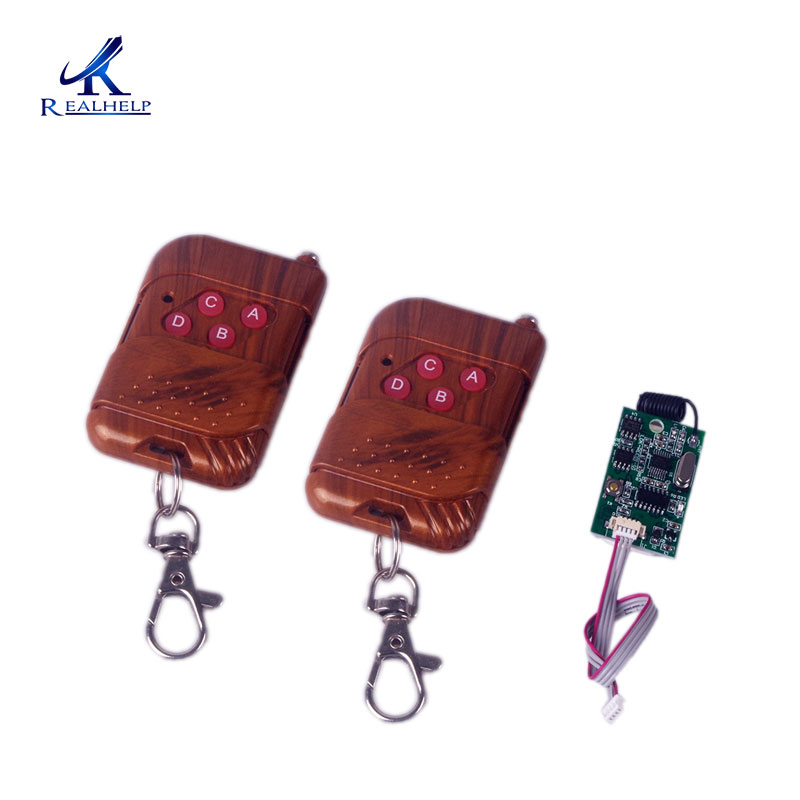 Remote Control for Fingerprint Lock
