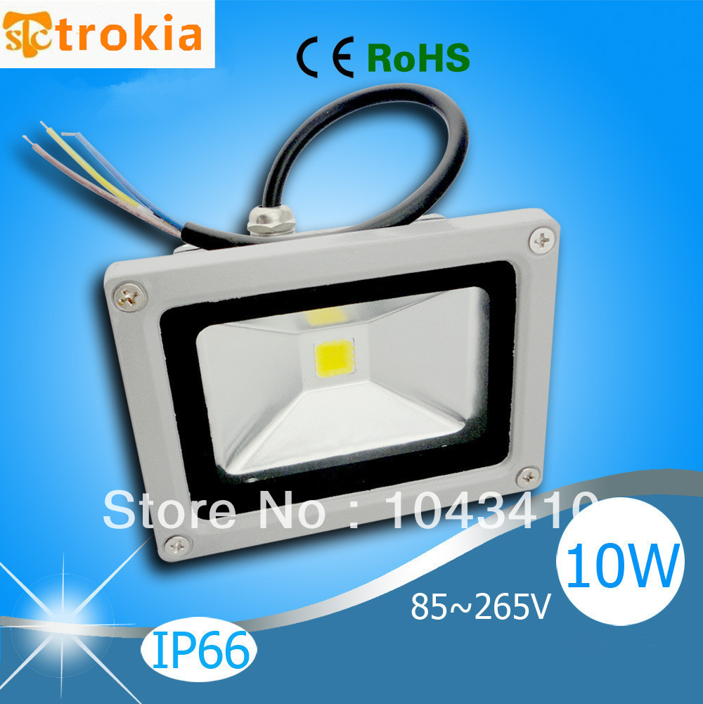 Toika fedex Waterproof 30W/50W LED Floodlight Warm/Cool White Outdoor Lamp Lighting