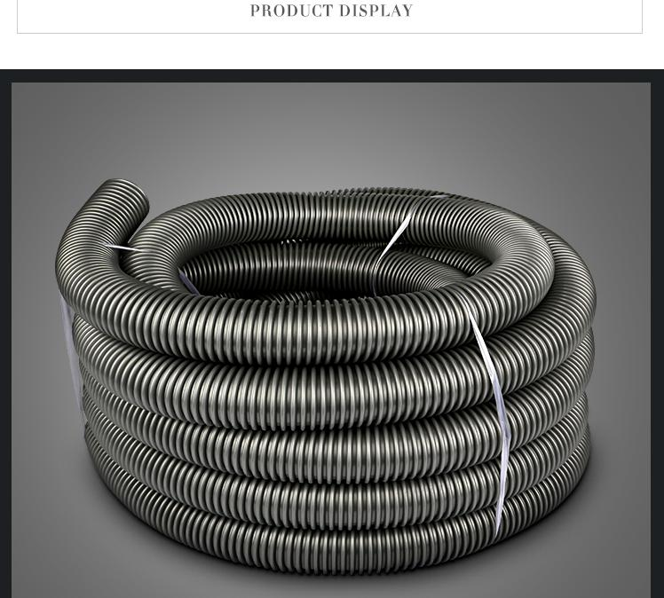 3m 32mm 39mm EVA Vacuum Cleaner Hoses Tube Pipe Fit For Philips Electrolux Midea Jeno Karcher