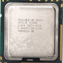 Intel Xeon X3470 Desktop Processor 3470 Quad-Core 2.93GHz 8MB DMI LGA 1156 Server