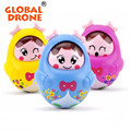 1 PCS Nodding Doll Roly Poly Sound Musical Doll Tumbler Baby Puzzle Child Baby 1-3 Years baby toys Boys and girls toys