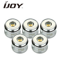 Original 5pcs IJOY Tornado Nano Chip Coil 0 3ohm 0 6ohm Without Led Lights Inside Replacement