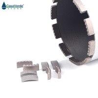 DC DSCB03 Diamond Core Drill Bit Segments M Type 24x4 5x10mm For Wet Drilling Concrete Drill