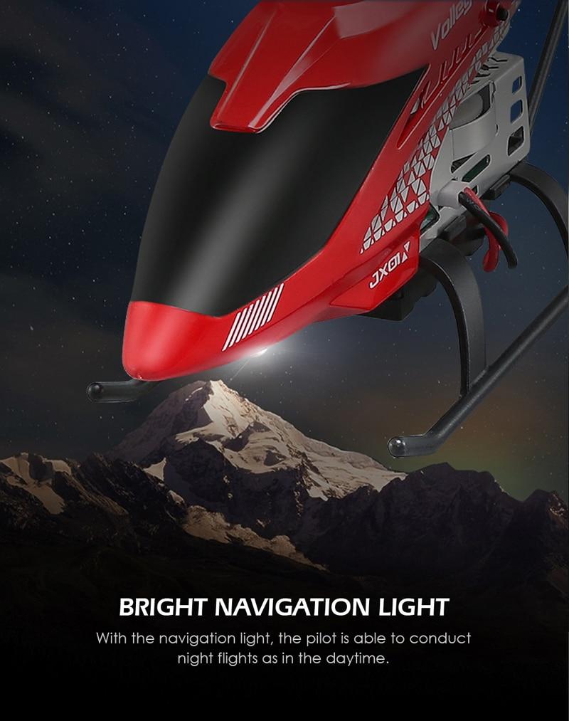 helikopter sterowania z RC 9