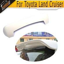 2013 Skrzydło Lip Niemalowanej ABS Tylny Spojler Bagażnika, Boot Spoiler Fit dla Toyota Land Cruiser LC200