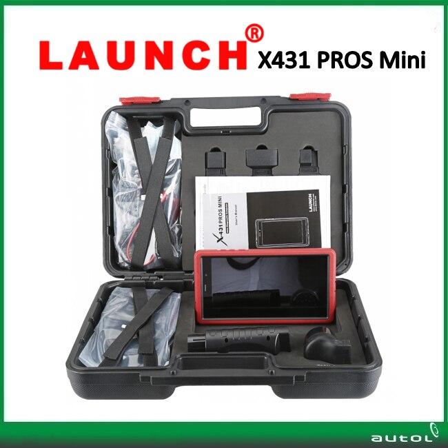 Global version Launch x431 pros mini 6.8