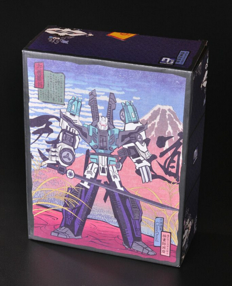 ФОТО TF Clone Droid Sixshot Action Figure,In Stock!
