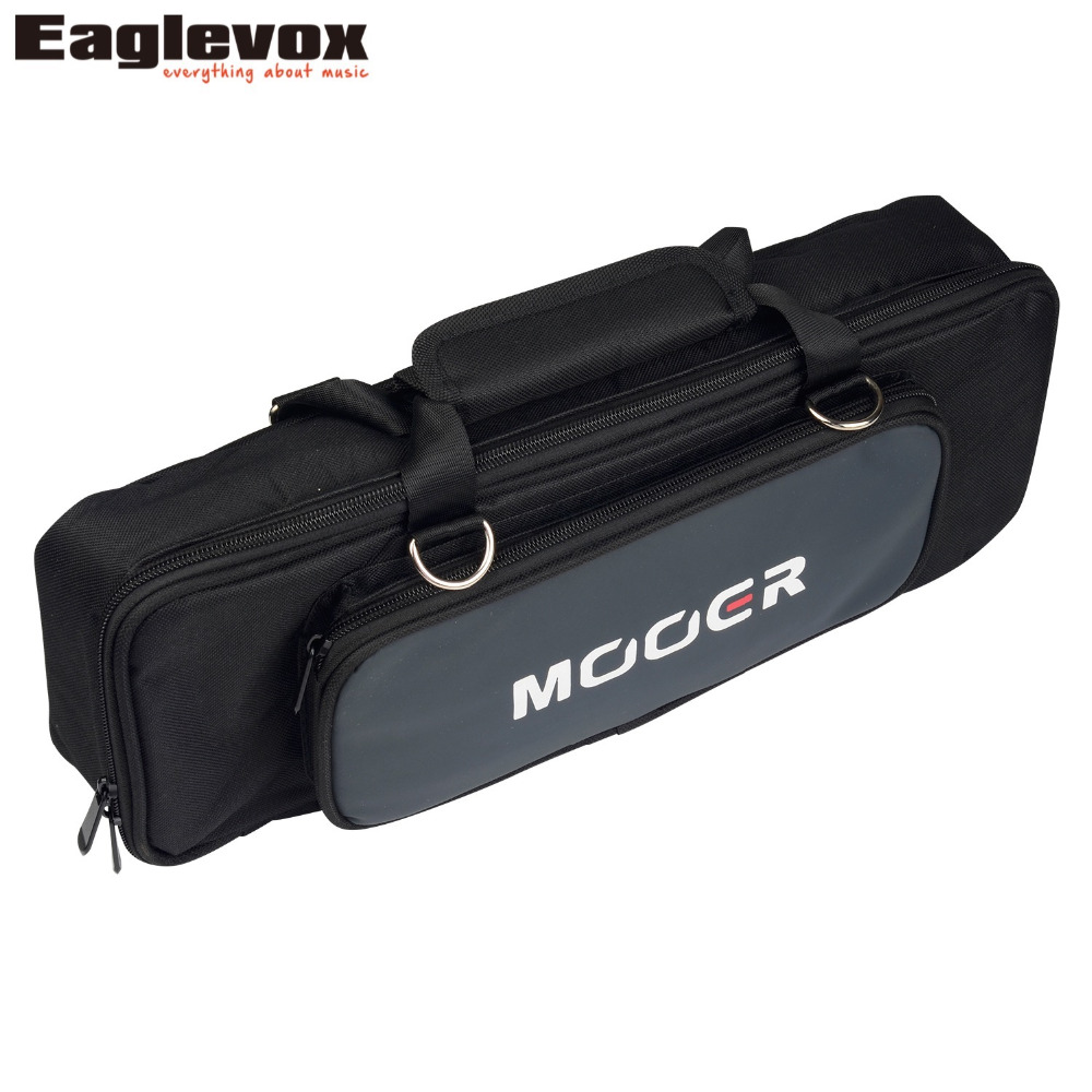 ФОТО Mooer Stomplate Mini Pb-05 Effect Pedal board bag