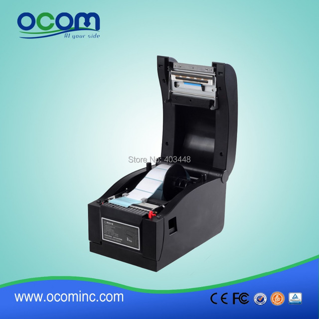 Small Size and Good Looking Thermal Barcode Label Printer