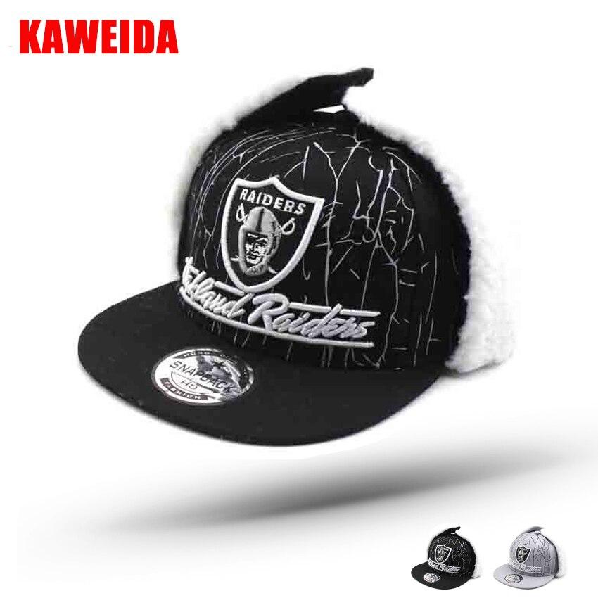 53848aa6b9ba8 2018 Winter Cartoon Baseball Cap Hats With Ears Kids Casual Bone Hip Hop  Gorra Snapback Caps