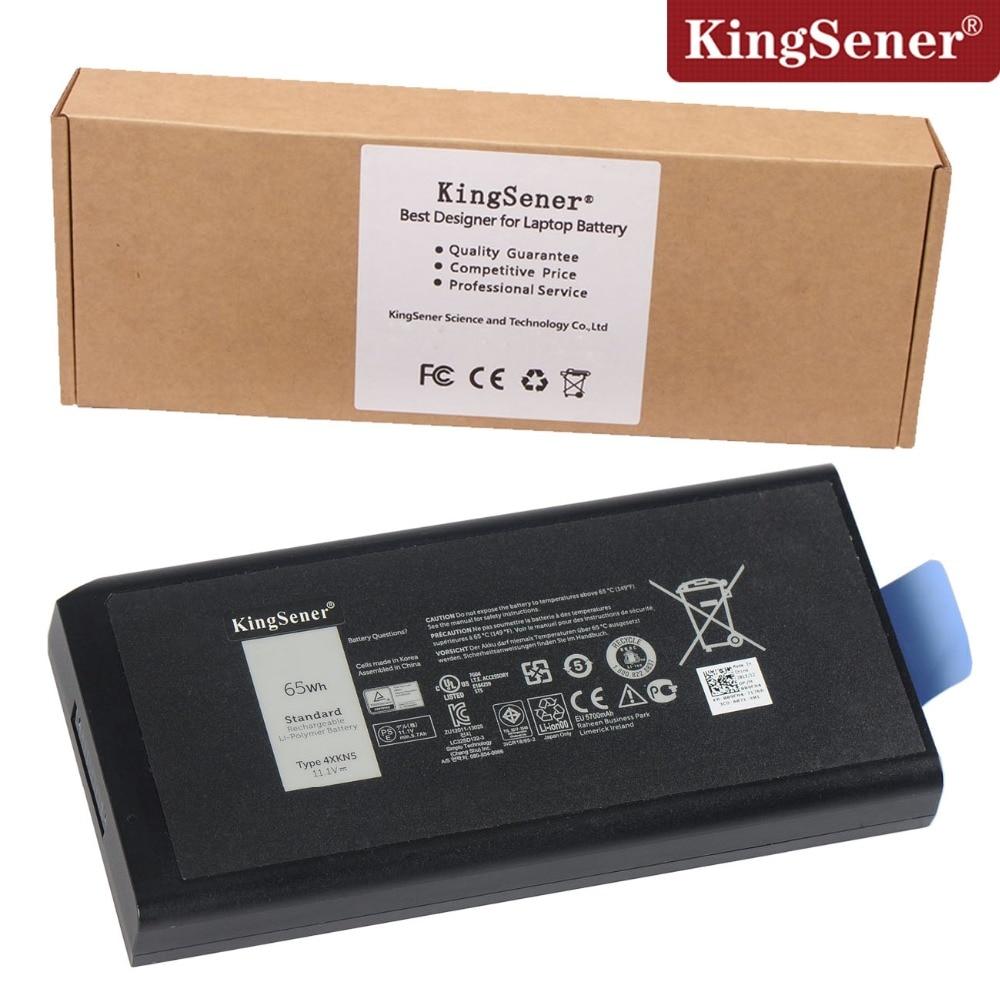 Korea Cell Original New 4XKN5 Laptop Battery for DELL Latitude E5404 E7404 4XKN5 X8VWF VCWGN 11.1V 65WH 6CELL 51wh original new laptop battery g5m10 for dell latitude e5450 e5550 notebook 15 6 g5m10 8v5gx free shipping