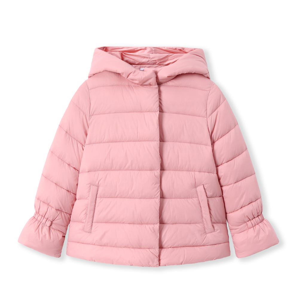 Clothing Sets Mother & Kids Helpful 2018 New Fashion Baby Girls Infant Baby Childrens Clothes Hooded Short Sleeve Winter Warm Jacket Outfits Clothes