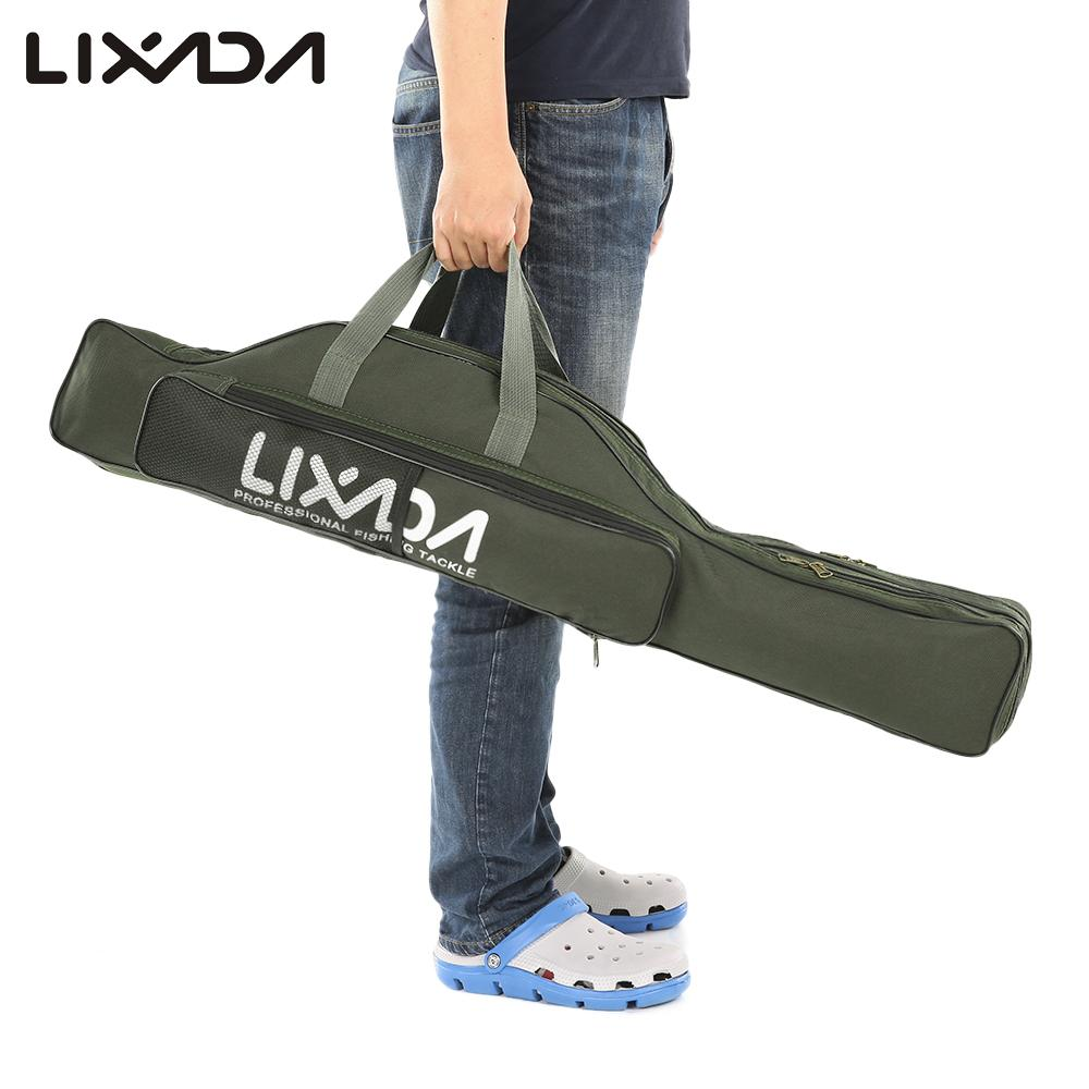 Buy lixada folding fishing bag 100cm for Professional fishing gear