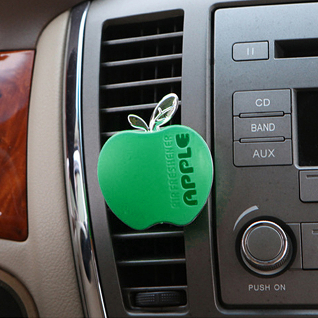 Hor Car Perfume Original Fragrance Apple Shape Air Freshener Auto ...