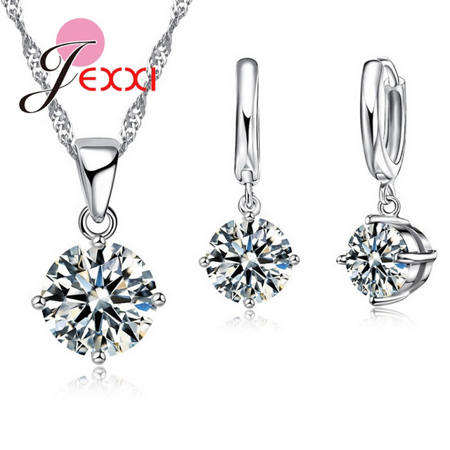 Pretty 925Sterling Women...