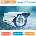 Vstarcam C7815WIP IP66 Водонепроницаемый wi-fi IP Камера наружного использования смарт-камера Ик-cut поддержка 64 Г TF Карта ПРИЛОЖЕНИЕ ГЛАЗ 4 EyeCloud
