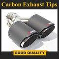 Gratis Verzending: 1 stuk Y Klassieke Model Akrapovic Auto Uitlaten Dual End Tips 304 rvs Dual Einde Uitlaat Pijpen Staart Tips