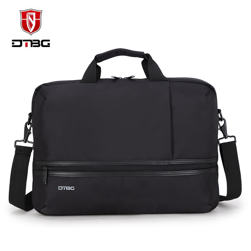 DTBG бренда сумки Сумка для ноутбука Водонепроницаемый Портативный чехол для ноутбука портфели Тетрадь клатч 15,6 дюйм(ов) Для мужчин Для женщи...
