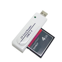Quality High Speed USB2.0 CF Card reader Compact Flash card reader Reader Adapter For Micro SD SDHC TF M2 MMC(China)